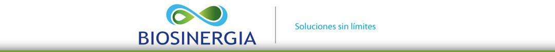 Biosinergia, biodigestores, sistema de tratamiento de aguas, biogás logo